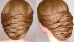 بافت موی موجی عروس